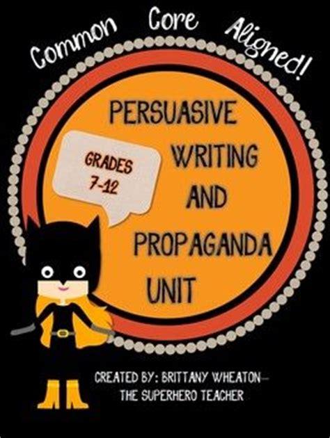 Propaganda analysis essay